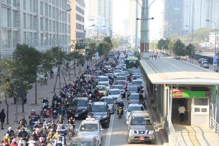Siêu đô thị 20 triệu dân: Rồi chúng ta trèo lên đầu nhau mà sống