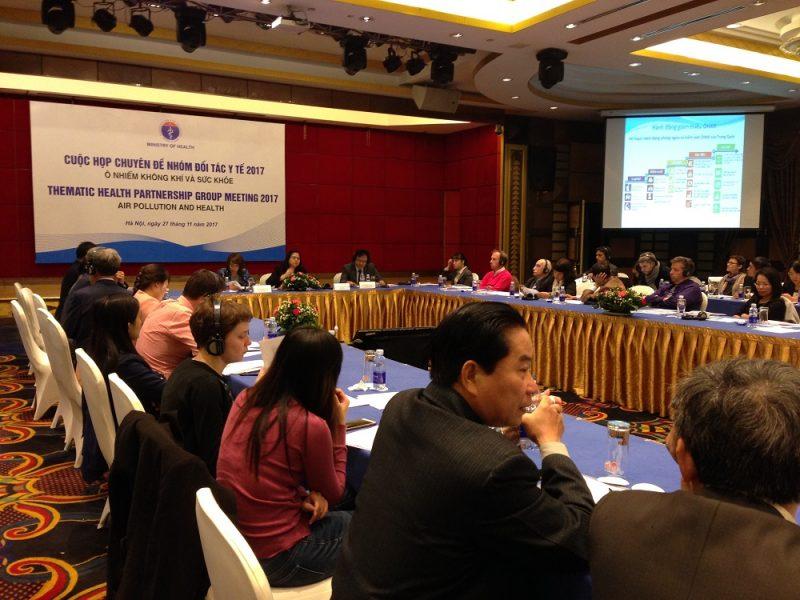 Việt Nam đứng thứ 123/132 nước về ô nhiễm không khí
