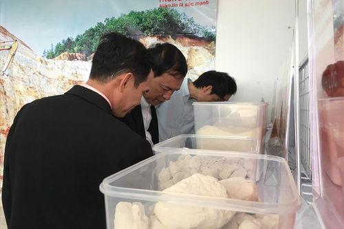 """Cho phép khai thác và chế biến """"vàng trắng"""" ở Lâm Đồng"""
