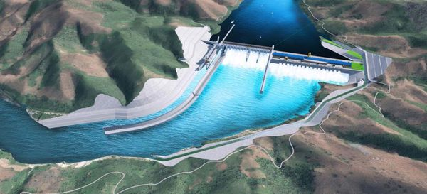 Người dân Thái Lan tiếp tục phản đối đập thủy điện Pak Beng