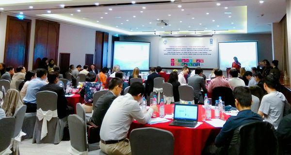Tập đoàn Shinhwa E&E Hàn Quốc đầu tư dự án năng lượng mặt trời trên mặt nước tại Quảng Trị