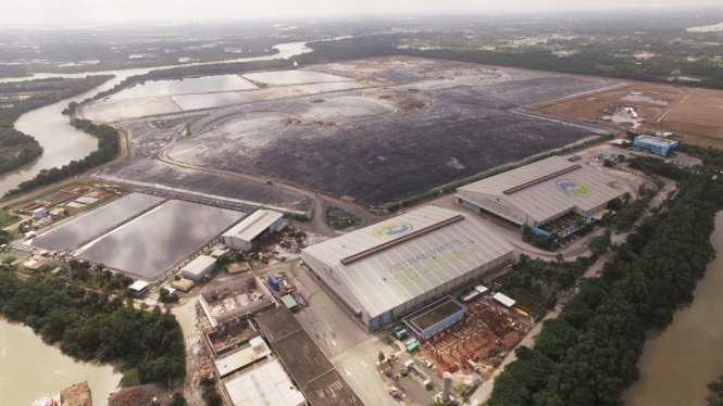 TP.HCM yêu cầu chủ bãi rác Đa Phước nhanh chóng khắc phục vi phạm môi trường