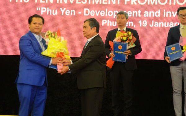 """Phú Yên: Thu hút đầu tư """"đại dự án"""" điện gió 9.000 tỷ đồng"""
