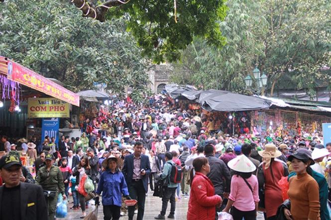 Cấm bán thịt động vật hoang dã thú rừng ở chùa Hương