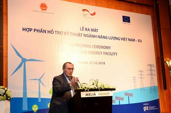 EU hỗ trợ nhiều triệu euro cho phát triển năng lượng bền vững tại Việt Nam