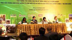 Biến đổi khí hậu đe dọa trực tiếp sản xuất và người nghèo
