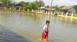Indonesia chạy đua với thời gian để đối phó biến đổi khí hậu