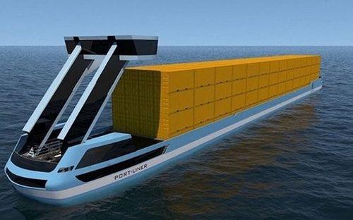 Hà Lan phát triển vận tải thủy tự lái thân thiện với môi trường