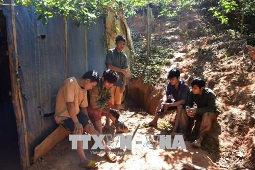 Làm rõ trách nhiệm để tái diễn nạn thác vàng trái phép ở Kon Tum