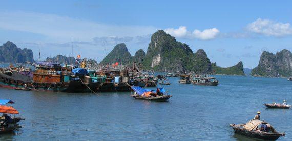 Tiếp cận quản lý tổng hợp vùng bờ: Thực tiễn triển khai và rào cản