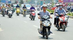 Đến lượt xe máy sẽ phải dán nhãn tiêu thụ năng lượng