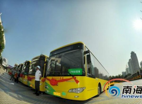 Trung Quốc thử nghiệm sử dụng toàn bộ xe điện tại tỉnh Hải Nam