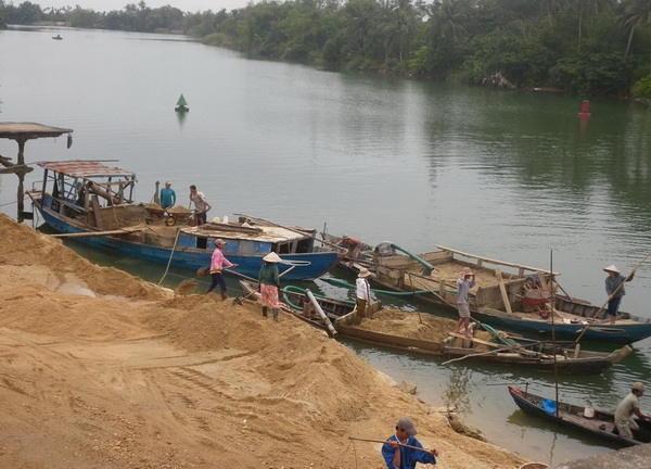Điều kiện cấp phép thăm dò, khai thác cát, sỏi lòng sông