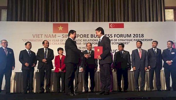Nhà đầu tư Singapore hỗ trợ nghiên cứu điều chỉnh quy hoạch Đà Nẵng