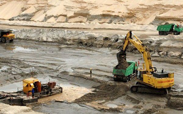 Hà Tĩnh kiên quyết nói không với Dự án khai thác mỏ sắt Thạch Khê