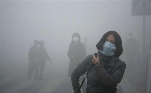 Sôi động công nghệ lọc khí ô nhiễm