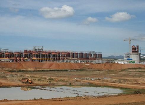 Dự án Bauxite Tân Rai hoàn nguyên được 56 ha đất khai thác quặng
