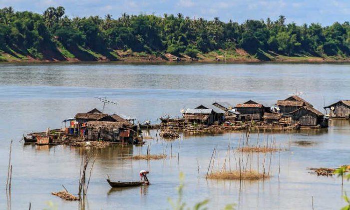 Sambor – đập thủy điện lớn nhất Campuchia sẽ hủy hoại sông Mê Công