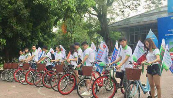 Gần 1.000 người dân Hà thành hưởng ứng ngày Môi trường Thế giới