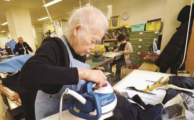 Nhật: Dân số già triệt tiêu tăng trưởng