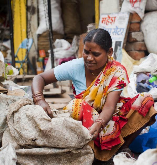 Đằng sau mô hình thu gom và xử lý chất thải rắn ở Pune