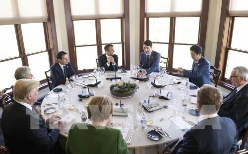 Cuộc đấu giữa bảo hộ và tự do thương mại tại Hội nghị thượng đỉnh G7
