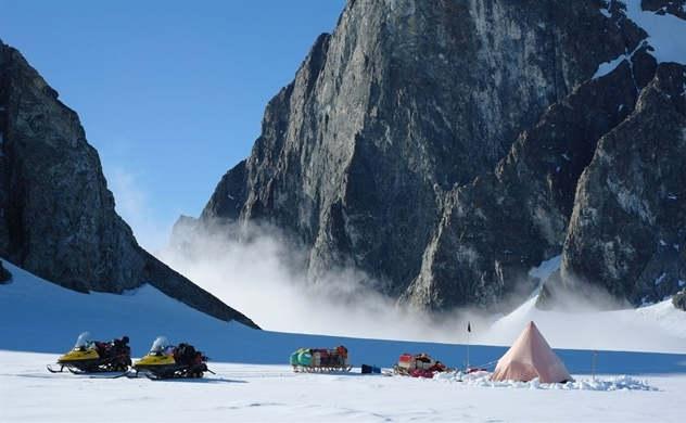 Nam Cực mất 3.000 tỷ tấn băng trong 26 năm qua