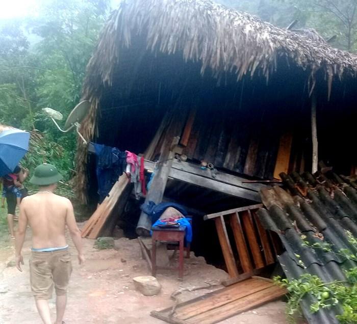 Lai Châu: 18 người chết và mất tích, thủy điện xả lũ