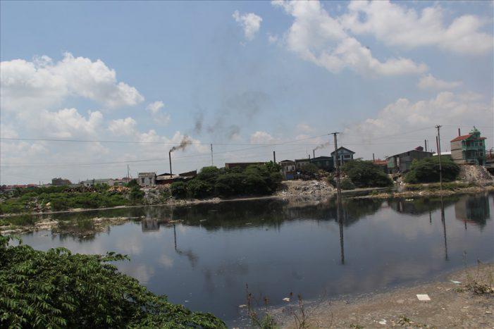 Tiếng kêu cứu từ nơi tận cùng ô nhiễm