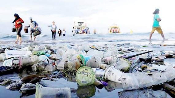 ASEAN chống rác thải nhựa