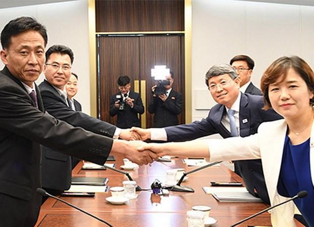 Hàn Quốc và Triều Tiên nhất trí hợp tác bảo vệ rừng dọc biên giới