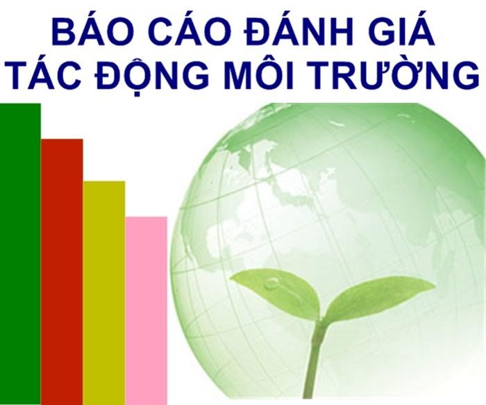 Phí thẩm định đánh giá tác động môi trường cao nhất 96 triệu đồng
