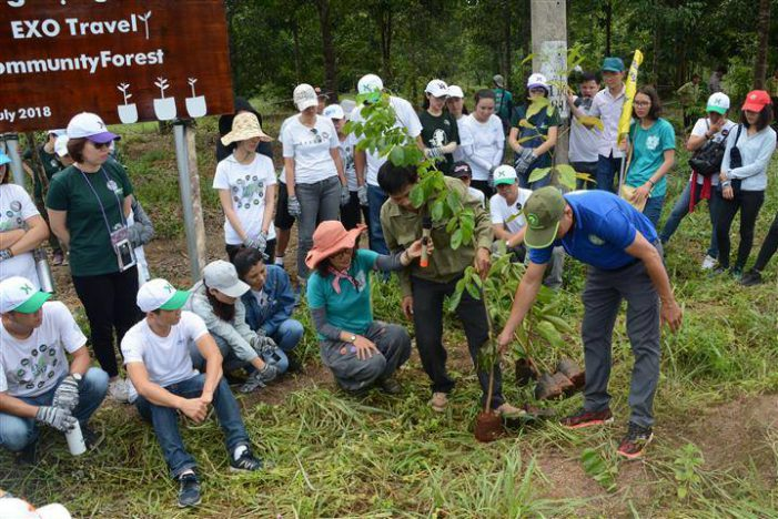 Làm giàu rừng Đồng Nai