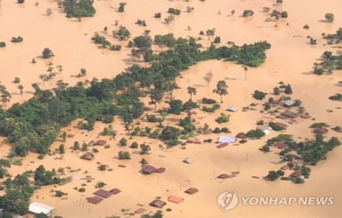 Kêu gọi dừng tất cả dự án thủy điện Mê Công sau thảm họa tại Lào