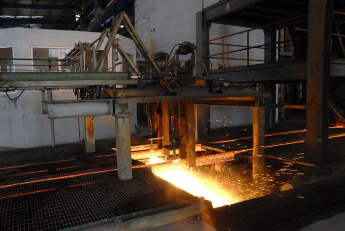 Giảm phát thải khí nhà kính đối với ngành công nghiệp luyện kim