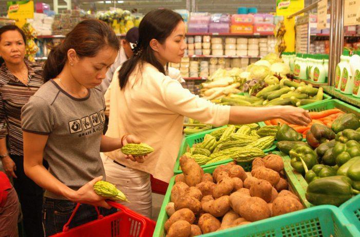 Thị trường thực phẩm hữu cơ: Cung – cầu chưa gặp nhau