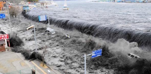 Biến đổi khí hậu khiến nguy cơ sóng thần khổng lồ tăng cao