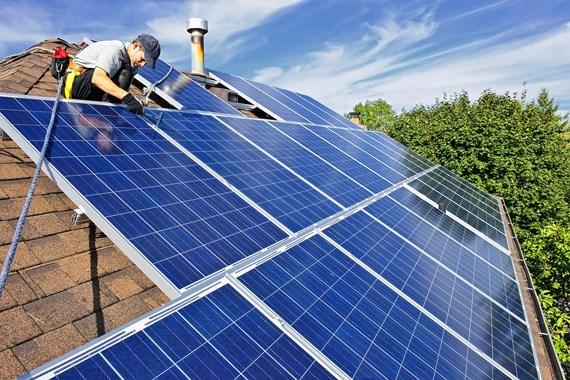 Đưa điện năng lượng mặt trời tới từng gia đình Việt Nam