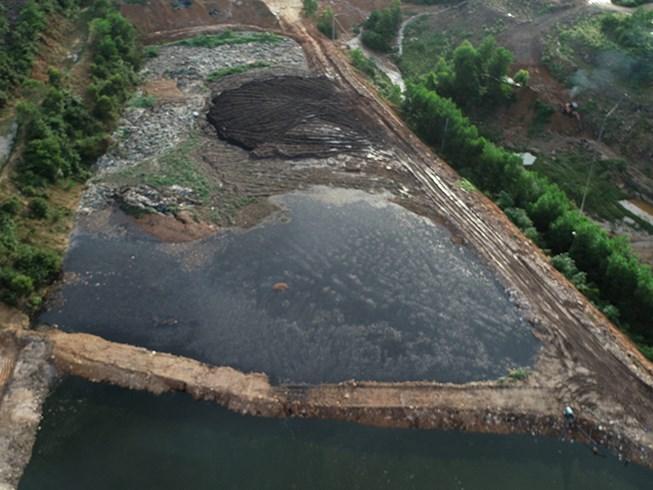 Dân Quảng Ninh than bãi rác gây ô nhiễm