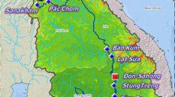 Việt Nam sẽ tham vấn về dự án thủy điện Pắc Lay của Lào