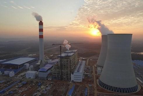 Rò rỉ khí tại nhà máy nhiệt điện Trung Quốc, 5 người tử vong