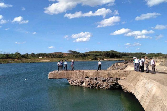 Quảng Trị: Nhiều hồ chứa nguy cơ đe dọa cuộc sống của dân trước mùa mưa bão