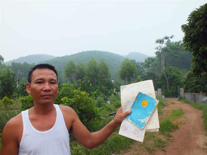 """Giao đất rừng """"chồng lấn"""": 147 hộ dân khởi kiện UBND tỉnh Bắc Giang"""