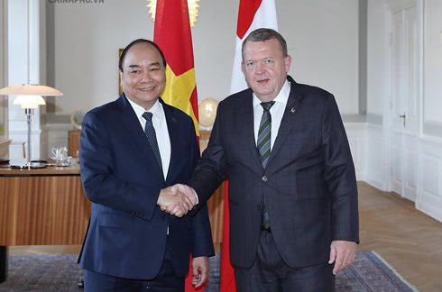 Tuyên bố chung Việt Nam – Đan Mạch