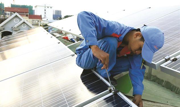 Giờ G cho điện Mặt trời