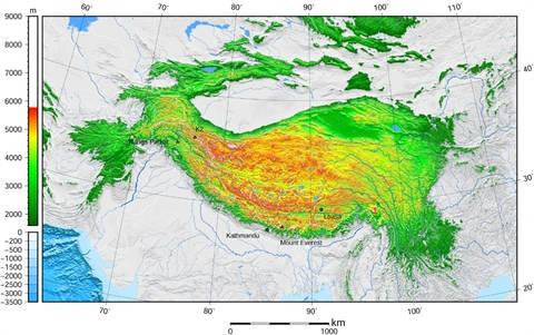 Mê Kông, sông quốc tế và không chia cắt