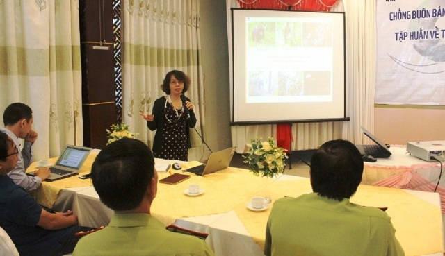 Ngăn chặn buôn bán trái phép động vật hoang dã ở Đắk Lắk