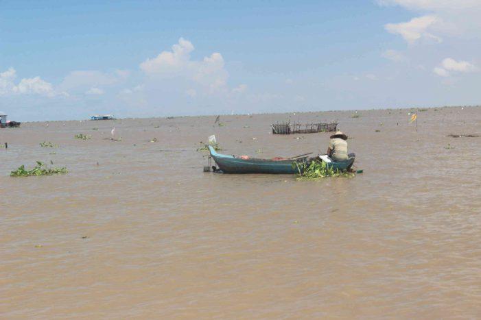 Đức tài trợ 4 triệu euro cho quản lý tài nguyên nước lưu vực Mê Công