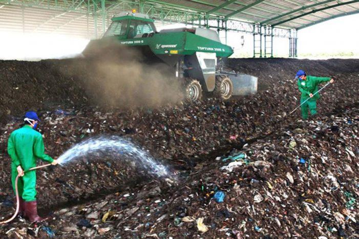 Lúng túng… nhà máy xử lý rác