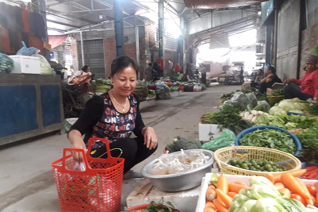 """""""Làn nhựa đi chợ"""" – việc làm nhỏ, ý nghĩa lớn"""